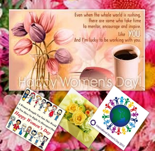 WOMEN'S DAY 2013PHOTOPAD