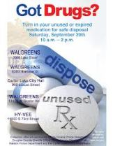 DISPOSE DRUGS