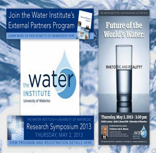 THE WATER INSTITUTE PHOTOPAD