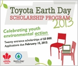 TOYOTA SCHOLARSHIP PHOTOPAD