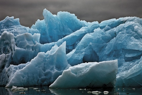 BLUE DIAMOND ICEBERG
